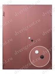 Нестандартная дверь - модель 14-018