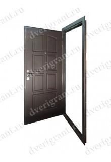 Металлическая дверь - модель - 15-02