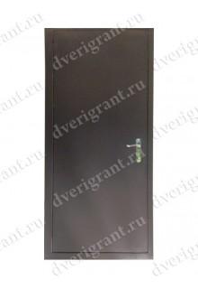 Металлическая дверь - модель - 15-24