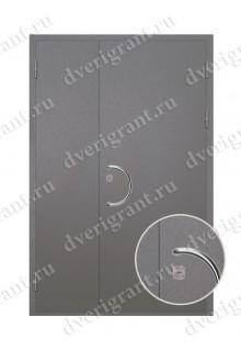 Металлическая дверь - модель - 15-18