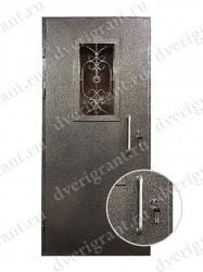 Металлическая дверь - 15-19