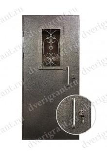 Металлическая дверь - модель - 16-003