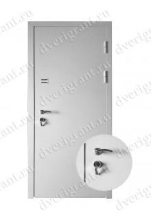 Металлическая дверь - модель - 15-20