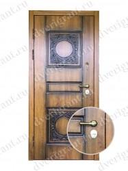 Дверь в квартиру с тепло-шумоизоляцией - модель 17-032