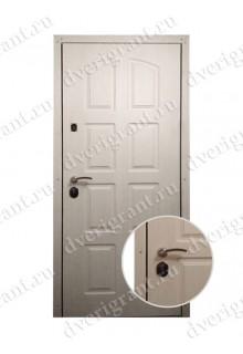 Металлическая дверь - модель - 17-033