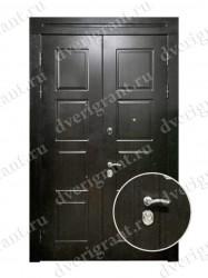 Дверь в квартиру для старого фонда - модель 17-034