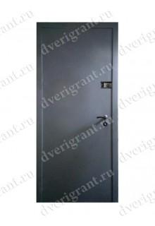 Металлическая дверь для дачи - 18-015