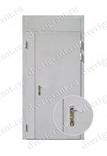 Металлическая дверь для дачи - 18-016