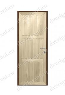 Металлическая дверь - модель - 18-017