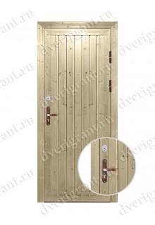 Металлическая дверь - модель - 18-018