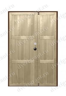 Металлическая дверь - модель - 18-020