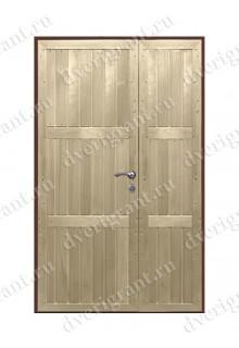 Металлическая дверь - модель - 18-025