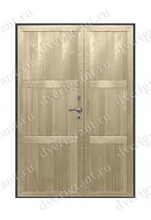 Металлическая дверь - модель - 18-028