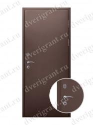 Металлическая дверь - 18-032