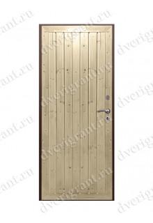 Металлическая дверь для дачи - 18-032