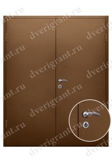Металлическая дверь - модель - 18-033