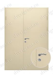 Металлическая дверь - модель - 18-034