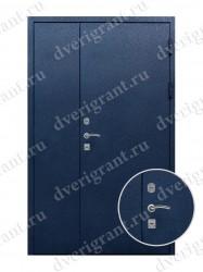 Металлическая дверь - 18-036