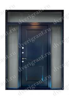 Металлическая дверь - модель - 19-016