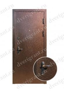 Металлическая дверь - модель - 15-14