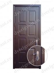 Металлическая дверь - 20-014