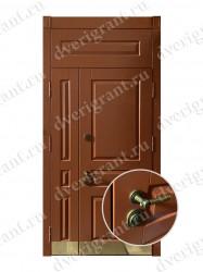 Входная дверь на заказ - модель 22-001
