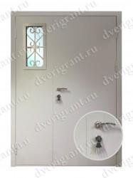 Входная дверь на заказ - модель 22-002