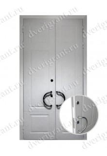 Металлическая дверь - модель - 22-007