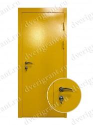 Входная дверь на заказ - модель 22-009