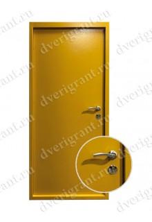 Металлическая дверь - модель - 22-009