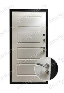 Входная металлическая дверь на заказ по индивидуальным размерам - модель 22-010