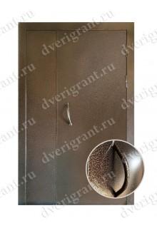 Входная металлическая дверь на заказ по индивидуальным размерам - модель 22-012