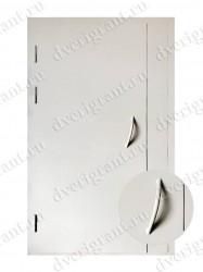 Входная дверь на заказ - модель 22-013