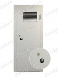 Входная дверь на заказ - модель 22-015