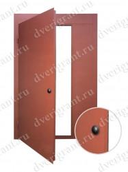 Входная дверь на заказ - модель 22-016