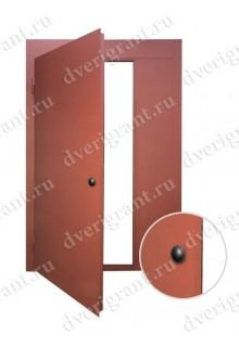 Металлическая дверь - модель - 22-016