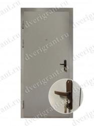 Входная дверь на заказ - модель 22-018