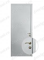 Входная дверь на заказ - модель 22-019