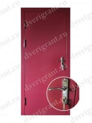 Входная дверь на заказ - модель 22-020