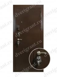 Входная дверь на заказ - модель 22-021