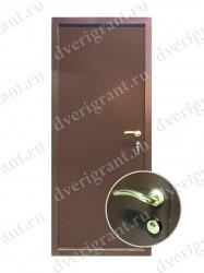 Входная дверь на заказ - модель 22-022