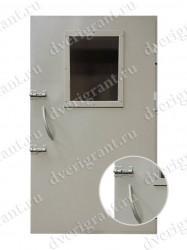Входная дверь на заказ - модель 22-023