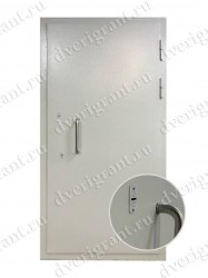 Входная дверь на заказ - модель 22-025