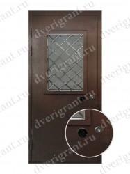 Входная дверь на заказ 22-036