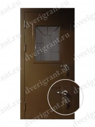 Входная дверь на заказ 22-039