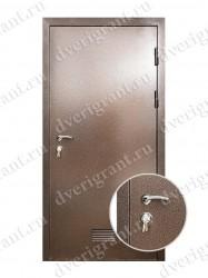 Входная дверь на заказ 22-045