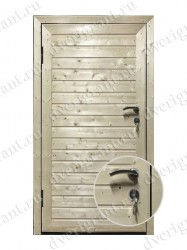 Входная дверь на заказ 22-046