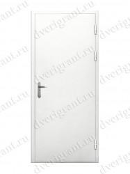 Входная металлическая дверь - 23-021