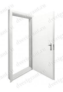 Металлическая дверь - модель - 23-021