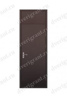 Металлическая дверь - модель - 23-026